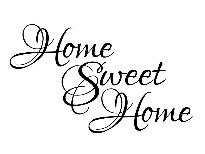 home-sweet-home-wall-quote-vinyl-wall-decal-2-graphics-home-decor-am5fvc-clipart
