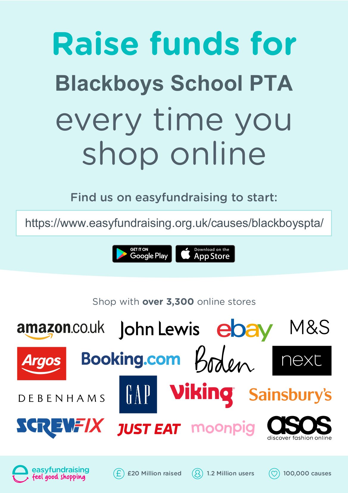 PTA – Blackboys C of E Primary School