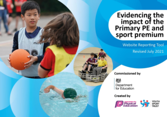 Evidencing the Impact of the Primary PE and Sport Premium 2020-21